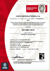Chipus ISO